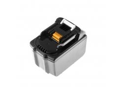 Batteria per avvitatore BL1830 BL1860 per Makita BDF450SFE BTL061RF BTW450RFE 7500mAh