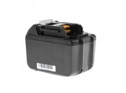 Werkzeug Akku BL1830 BL1860 für Makita BDF450SFE BTL061RF BTW450RFE 7500mAh