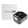 Batteria per avvitatore BL1415 BL1430 BL1440 per Makita 14.4V 1500mAh