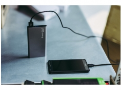 Power Bank Green Cell 10000mAh