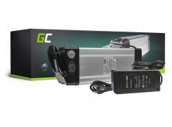 Green Cell ® Batteria per Biciclette Elettriche e-Bike 48V 17.4Ah 835Wh