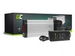 Green Cell ® Batteria per Biciclette Elettriche e-Bike 36V 11.6Ah 417.6Wh
