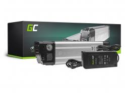Green Cell ® Batteria per Biciclette Elettriche e-Bike 24V 11.6Ah 278.4Wh