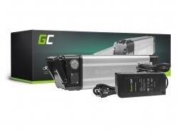 Green Cell ® Batteria per Biciclette Elettriche e-Bike 36V 11Ah 396Wh