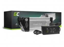 Green Cell ® Batteria per Biciclette Elettriche e-Bike 48V 11Ah 528Wh