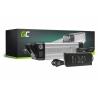 Accumulatore Batteria Green Cell Silverfish 36V 8.8Ah 317Wh per Bici Elettrica E-Bike Pedelec