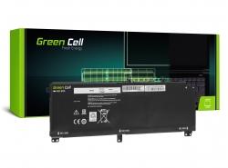 Batteria Green Cell ® 245RR T0TRM TOTRM per Portatile Dell XPS 15 9530, Dell Precision M3800