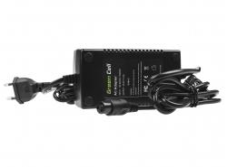 Green Cell ® Caricabatteria per Batterie per Biciclette Elettriche 36V 2A