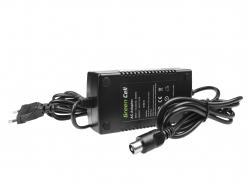 Caricabatteria per Bicicletta Elettrica, Spina: RCA, 29.4V, 2A