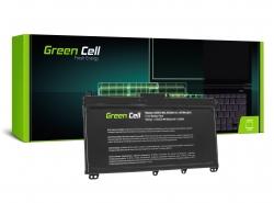 Green Cell Batteria TF03XL HSTNN-LB7X 920046-421 920070-855 per HP 14-BP Pavilion 14-BF 14-BK 15-CC 15-CD 15-CK 17-AR