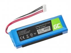 Green Cell ® Batteria per JBL Charge 2, 2+, 3 altoparlante