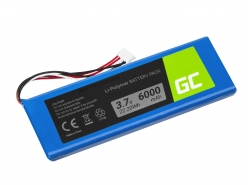 Green Cell ® Batteria 5542110-P P5542100-P P5542100P per altoparlante JBL Pulse 2 Pulse 3 Pulse II/III, Li-Polymer 3.7V 6000mAh