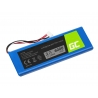 Green Cell Batteria 5542110-P P5542100-P P5542100P per altoparlante JBL Pulse 2 Pulse 3 Pulse II/III, Li-Polymer 3.7V 6000mAh