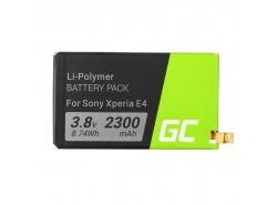 Batteria LIS1574ERPC per Sony Xperia E4 E4G Z2 Compact Mini
