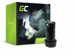 Green Cell ® Batteria M4 B2 48-11-0490 48-11-2001 per Milwaukee M4 D-202B M4C M4 2101-20 M4 2101-22 0490-20 0490-22