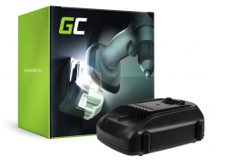 Green Cell ® Batteria WA3511 WA3512 WA3516 WA3523 per WORX WG151 WG251 WG540 WU289 WX163 WX164 WX368 AL-KO GTli 18V Comfort