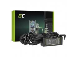 Green Cell ® Alimentatore / Caricatore per Portatile Asus EEE PC 1001 1005 1015 1201 1215