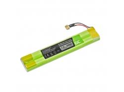 Green Cell® EU-BT00003000-B Batteria per TDK Life On Record A33 A34 TREK Max altoparlante