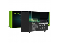 Green Cell Batteria C21N1504 per Asus Transformer Book Flip TP200S TP200SA