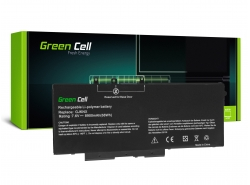 Green Cell Batteria GJKNX 93FTF per Dell Latitude 5280 5290 5480 5490 5491 5495 5580 5590 5591 Dell Precision 3520 3530