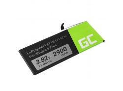 Green Cell ® Batteria A1687 per Apple iPhone 6 Plus