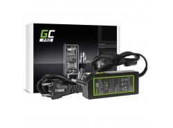 Alimentatore / Caricatore Green Cell PRO 19V 3.42A 65W per AsusPro BU400 BU400A PU551 PU551L PU551LA PU551LD PU551J PU551JA