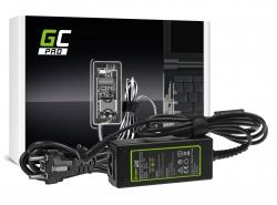 Alimentatore / Caricatore Green Cell PRO 19V 1.75A 33W per Asus X201E Vivobook F200CA F200MA F201E Q200E S200E X200CA X200M X200