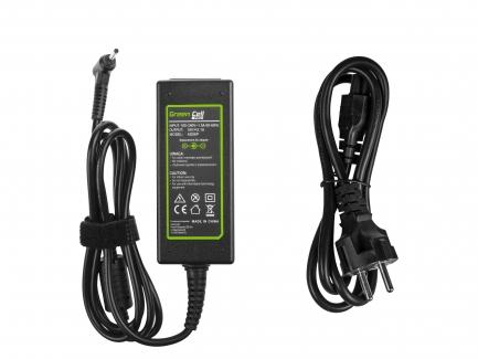 ASUS Eee PC 1215t 1011px 1015px 1001ha r101d 1015pn presa alimentatore presa di rete