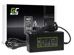 Alimentatore / Caricatore Green Cell PRO 19.5V 7.7A 150W per Asus G550 G551 G73 N751 MSI GE60 GE62 GE70 GP60 GP70 GS70 PE60 PE70