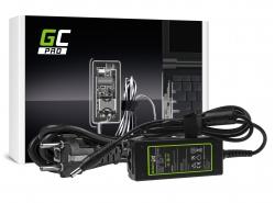 Alimentatore / Caricatore Green Cell PRO 19V 2.1A 40W per MSI Wind U90 U100 U110 U120 U130 U135 U270