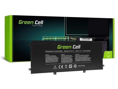 Green Cell Batteria C31N1411 per Asus ZenBook UX305C UX305CA UX305F UX305FA