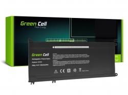 Green Cell Batteria per Dell Latitude 3380 3480 3490 3590 Inspiron G3 3579 3779 G5 5587 G7 7588 7577 7773 7778 7779 7786