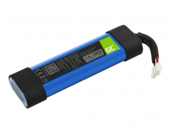 Green Cell ® Batteria 2INR19/66-2 per JBL Xtreme 2 altoparlante