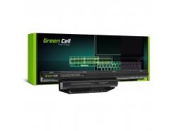 Green Cell Batteria per Fujitsu LifeBook A514 A544 A555 AH544 AH564 E547 E554 E733 E734 E743 E744 E746 E753 E754 S904