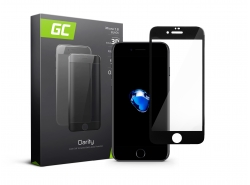 Green Cell PRO GC Clarity Pellicola Protettiva Vetro Temperato per iPhone 7/8