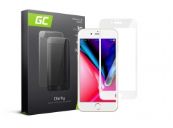 Vetro Temperato per iPhone 7/8 Pellicola Prottetiva GC Clarity Protezione Schermo 9H Durezza Alta qualità