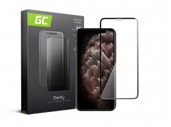 Green Cell PRO GC Clarity Pellicola Protettiva Vetro Temperato per iPhone 11 Pro Max