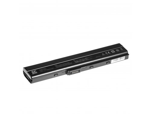Green Cell ® Batteria Green Cell ULTRA A32-K52 per Portatile Laptop K52 K52J K52F K52JC K52JR K52N X52 X52J A52 A52F 6800mAh
