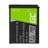 Batteria Green Cell EN-EL19 per fotocamera Nikon Coolpix A100 A300 S33 S100 S2900 S3100 S3300 S3700 S4300 3.7V 700 mAh