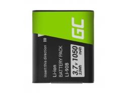 Green Cell ® Batteria Li-90B/Li-92B per Olympus Tough TG-1 TG-2 TG-3 TG-Tracker Stylus SH-1 SP-100 XZ-2 VoiSquare 3.7V 1050mAh