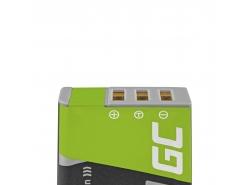 Green Cell ® Batteria NP-95 per Fujifilm Finepix X30 X70 X-S1 X100s X100 X100T F30 F31 3.7V 1500mAh