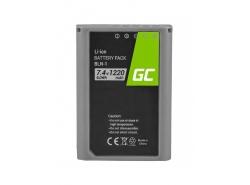 Green Cell ® Batteria BLN-1/BCN-1 per Olympus PEN-F, OM-D EM1, EM5, OM-D E-M5 Mark II 7.4V 1020mAh