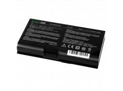 Green Cell ® Batteria A42-M70 per Portatile Laptop Asus F70 G71 G72 M70 N70 N90 Pro70 X71 X72 X90