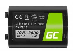 Green Cell ® Batteria AHDBT-501 AABAT-001 per GoPro HD HERO5 HERO6 HERO7 Black 3.85V 1220mAh