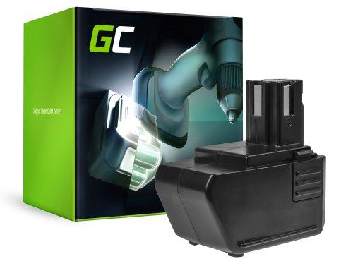 Green Cell® Batteria (3.3Ah 9.6V) SBP 10 SFB 105 per Hilti BD 2000 SB 10 SF 100 SF 100-A