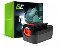 Green Cell® Batteria (3Ah 12V) A12 A1712 HPB12 FSB12 per Black&Decker BD12PSK HP12K HPD1202 PS122K Firestorm FS1200D