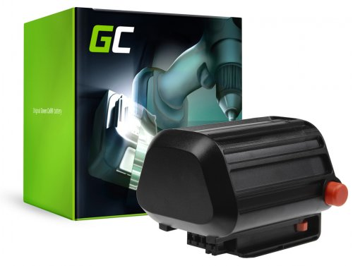 Batteria Green Cell (2.5Ah 18V) BLi-18 9839-20 9840-20 per Gardena Li-18/23R TCS Li-18-20 8866 8881 9335 9823 9825 9837 9838