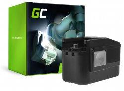 Green Cell ® Batteria 4932373540, 4932373541 per AEG BBM 14 STX, BS 14 X, BSB 14 STX, AEG SB2E 14 STX 14.4V 3.3Ah