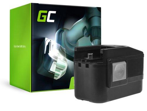 Green Cell® Batteria (3.3Ah 14.4V) MXS14.4 48-11-1014 per AEG BBM 14 STX BDSE 14 STX SB2E 14 STX Milwaukee LOKTOR P 14.4 TX