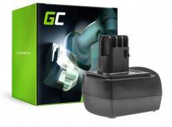 Green Cell ® Batteriaper Metabo BST12 IMPULS 12V 3Ah